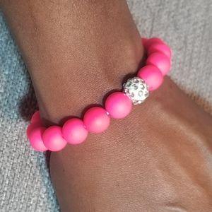 3/$20 ❤❤❤ Hot Pink Bracelet